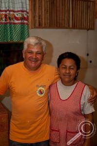 Beto & Patricia - El Copal Reserve Owners