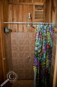 El Copal Reserve Shower