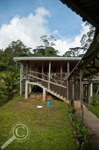 El Copal Reserve Dining Hall