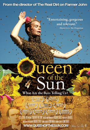Queen of the Sun movie poster