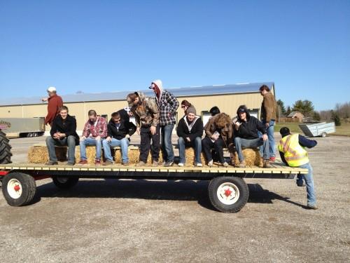 IPM Class Photo 2012