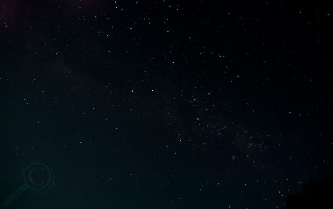 Milky Way & Musca - Peru Bolivia Stars