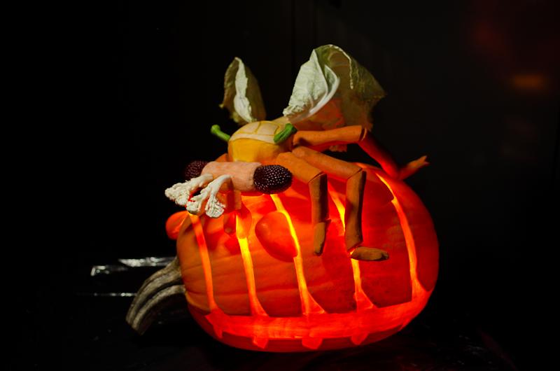 Spooky Strepsiptera for Ent-O-Lantern 2013